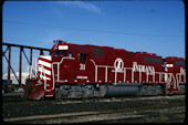 INRD GP38AC   31 (16.10.2003, Indianapolis, IN)