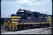 MBRR GP9  104 (05.1982, Meridian, MS)