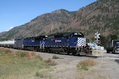MRL SD40XR  256 (19.09.2013, Paradise, MT)