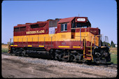 NPR GP35 3511 (22.08.2011, Lansford, ND)
