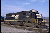 NS SD40E 6316 (23.03.2012, Altoona, PA)