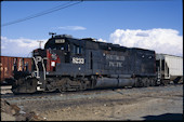 SP SD40T-2 8233:2 (08.05.1997, Mojave, CA)