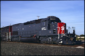 SP SD40T-2 8258:2 (01.04.2000, Stockton, CA)