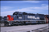 SP SD40T-2 8312 (22.10.1999, West Colton, CA)
