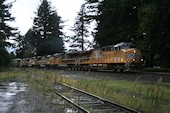 UP ES44AC 5373 (24.09.2013, Cascade Locks, OR)