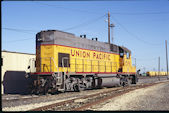 UP GP15-1 1591 (07.04.1994, Stockton, CA)