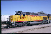 UP SD40T-2 4570 (02.10.1999, Victorville, CA)