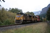 UP SD70ACe 8580 (24.09.2013, b. Dodson, OR)