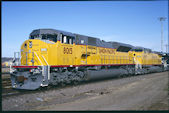 UP SD90MAC 8015:2 (04.1996, Council Bluffs, IA)
