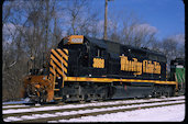 WE SD40-3 3068 (28.11.2014, Akron,OH)